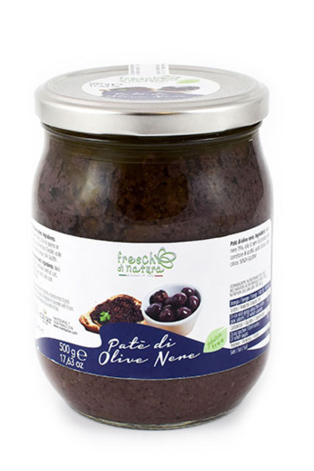 FDN_Pate_Olive_Nere_550g