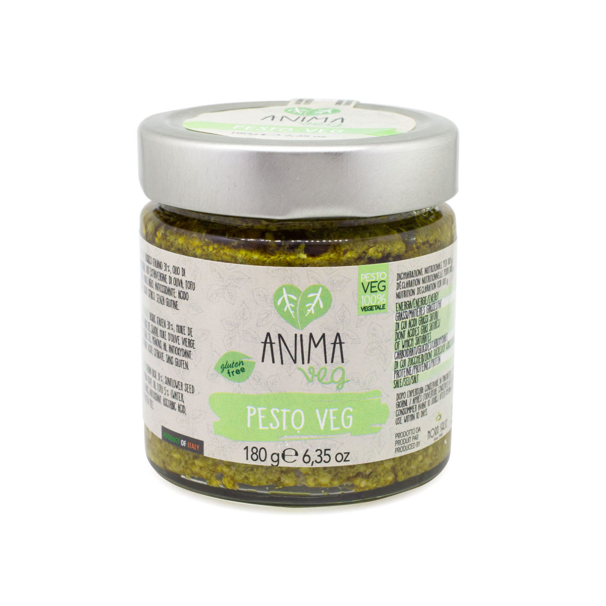 Anima_Veg_Pesto_Vegano_Nord_Salse_180g