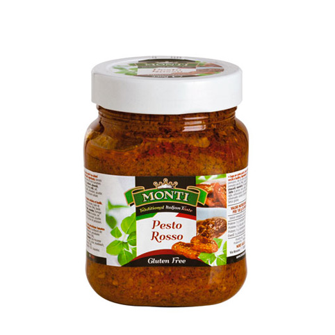 Monti_Food_Service_Pesto_Rosso_330g_Nord_Salse.