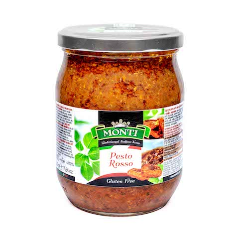 Monti_Food_Service_Pesto_Rosso_500g_Nord_Salse.